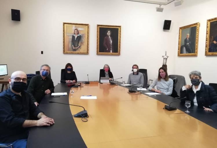 El Fòrum de la Societat Civil es reuneix amb el Consell per a elaborar propostes coordinades cap a la transició del model econòmic, ecològic i social