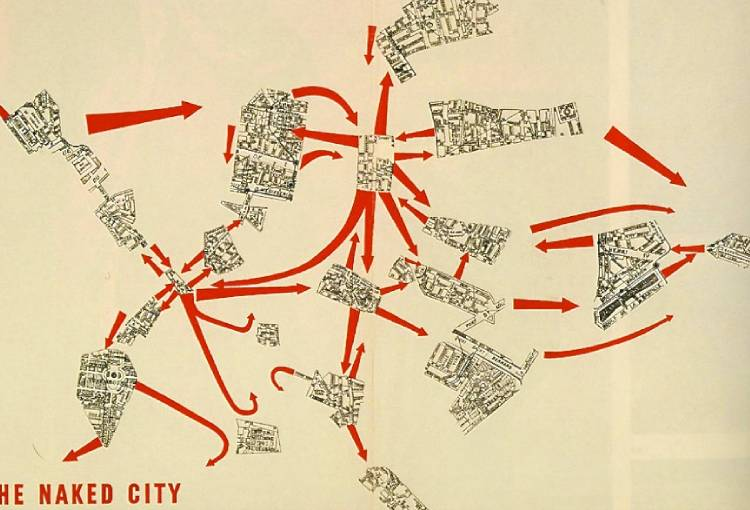 Geografies emocionals (o com desbaratar l'ordre de la ciutat)