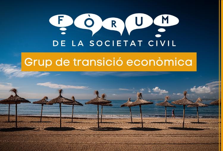Reunió de treball del grup de transició econòmica